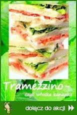 Tramezzini - czyli włoska kanapka