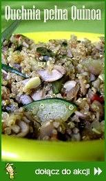 Quchnia pełna Quinoa