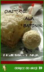Ciast(k)o ala Batonik