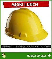 Męski Lunch