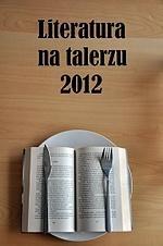 Literatura na talerzu 2012
