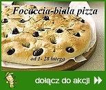 Focaccia - biała pizza