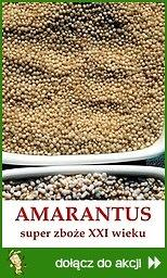 Amarantus - super zboże XXI wieku