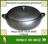 Gotowanie i pieczenie w naczyniach glinianych II edycja