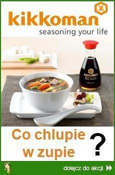Co chlupie w zupie?