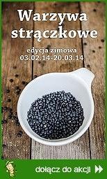 Warzywa Strączkowe - edycja zimowa 2014