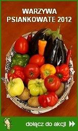 Warzywa psiankowate 2012
