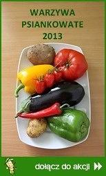 Warzywa psiankowate 2013