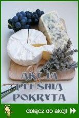 Akcja pleśnią pokryta czyli sery pleśniowe w natarciu!!!